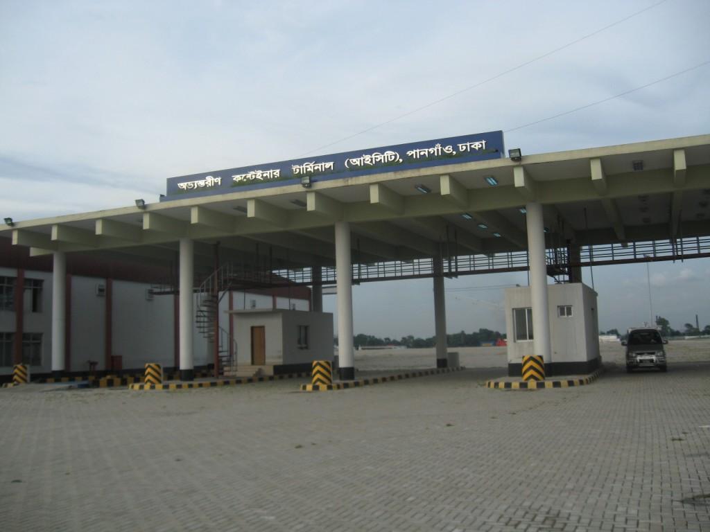 Pangaon Container Terminal Land View-3