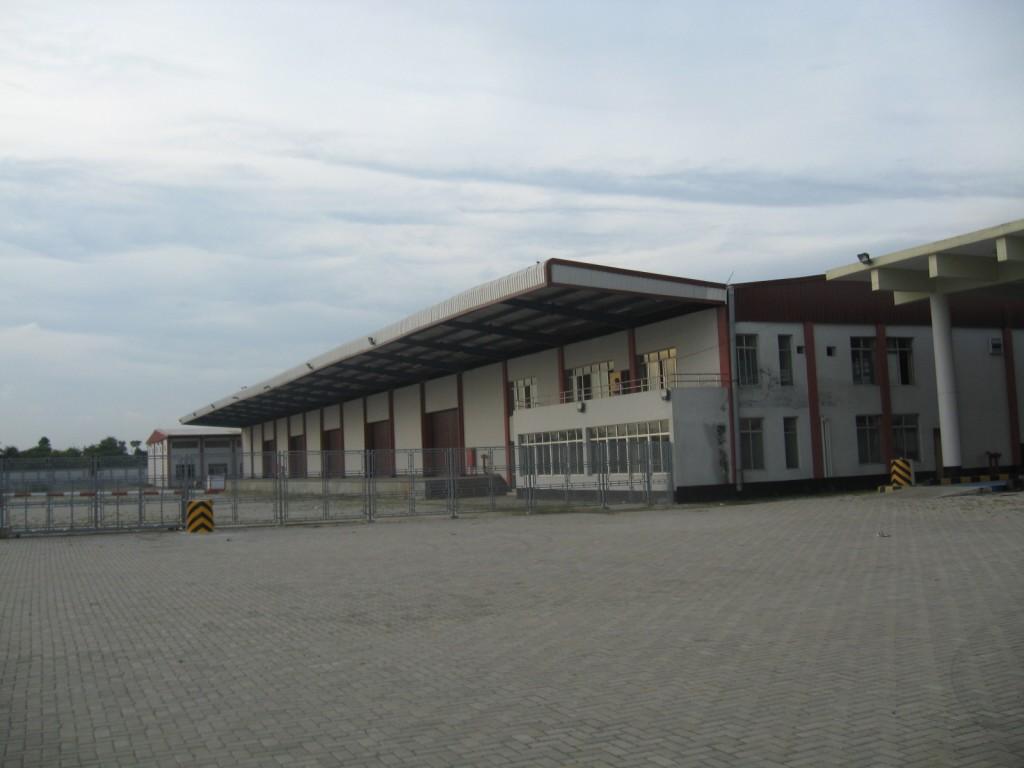 Pangaon Container Terminal Land View-4