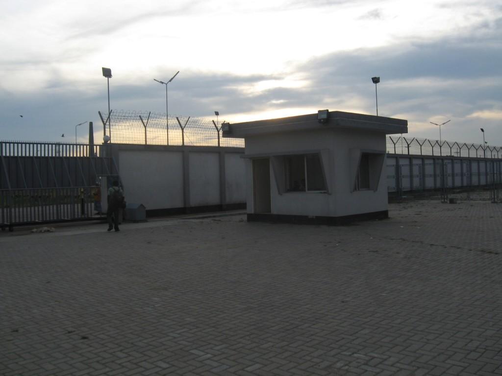 Pangaon Container Terminal Land View-5