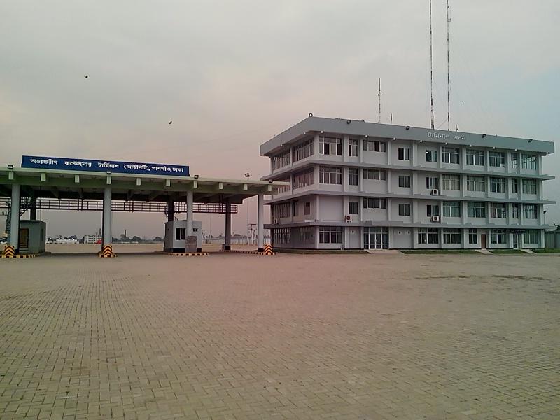 Pangaon Container Terminal Land View-1